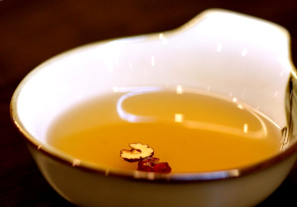 Cinnamon & Ginger Red Date Tea