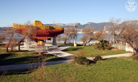 Un moment de détente au Parc de la Tour Royale | Toulon