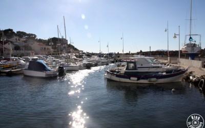 Les Oursinières, un joli petit port provençal | Le Pradet