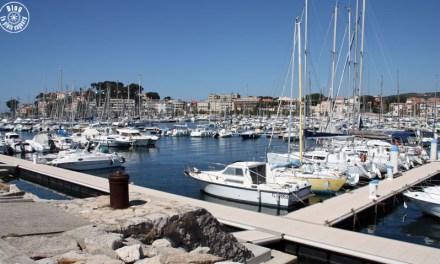 Promenade sur le port | Bandol