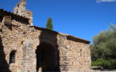 La colline de Pépiole et sa chapelle | Six-Fours-les-Plages