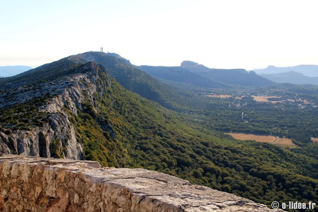 Au sommet de la Sainte Baume | Plan-d'Aups