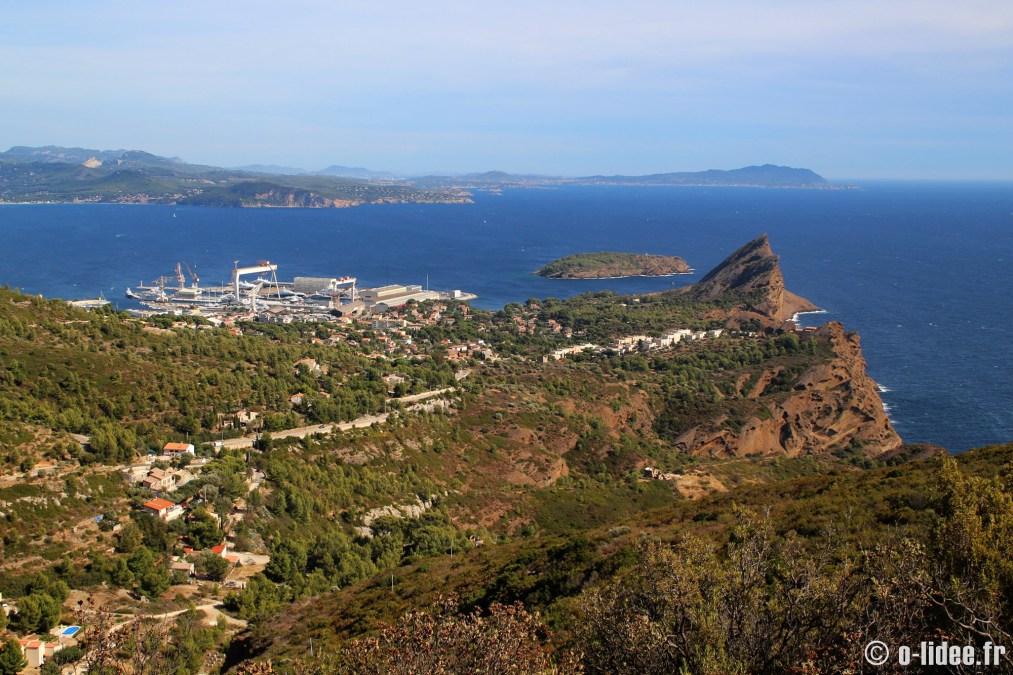 Du Bec de l'Aigle au Cap Canaille | La Ciotat