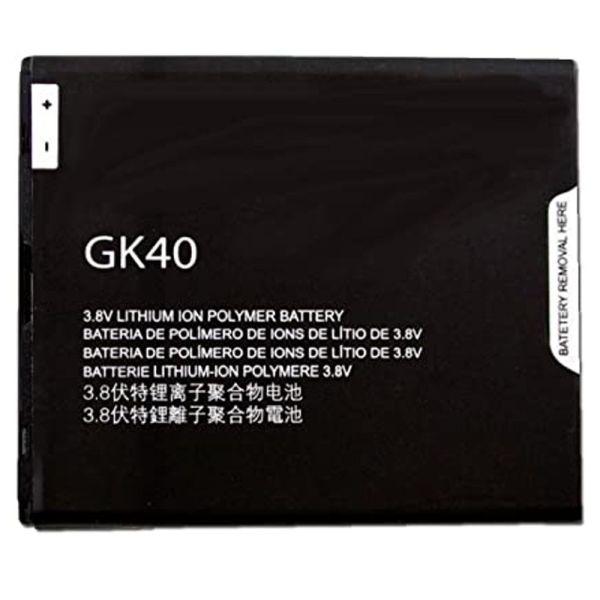Bateria Motorola GK40, peças e componentes para celular