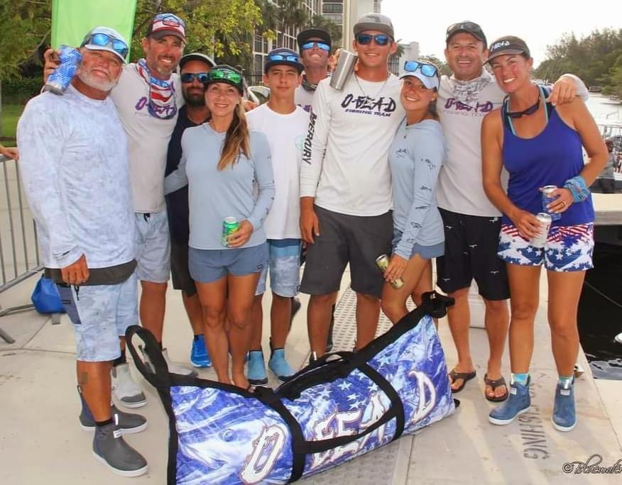 saltwater slam fishing tournament pic