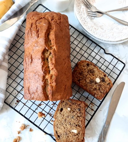 Classic Recipe of Banana Nut Bread