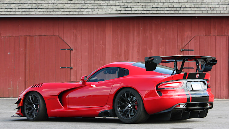 2016 Dodge Viper ACR First Drive Wvideo Autoblog