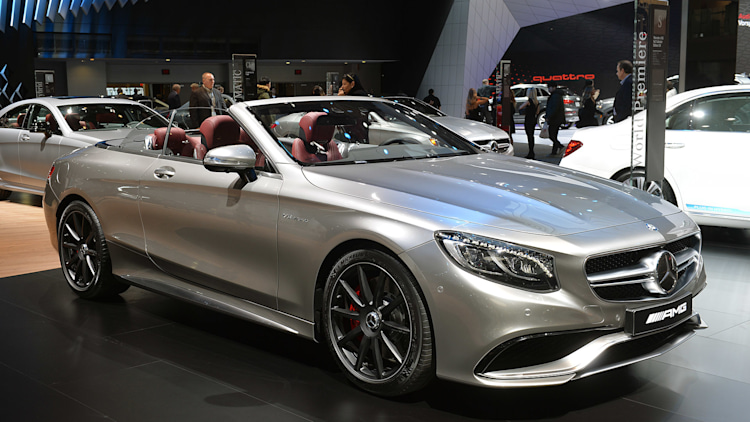2016 Mercedes AMG S63 Cabriolet Edition 130 Photo Gallery