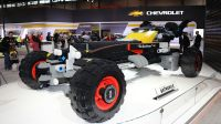 Chevrolet Lego Batmobile | 2017 Chicago Auto Show Photo ...