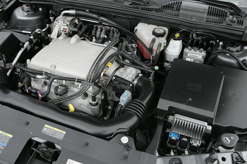 2008 Chevy Malibu Specs