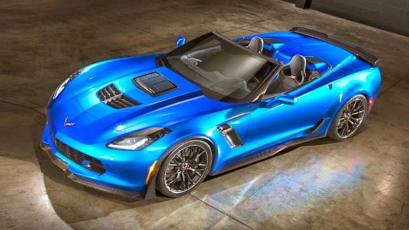 2015 Callaway Corvette Z06 gets new supercharger adds