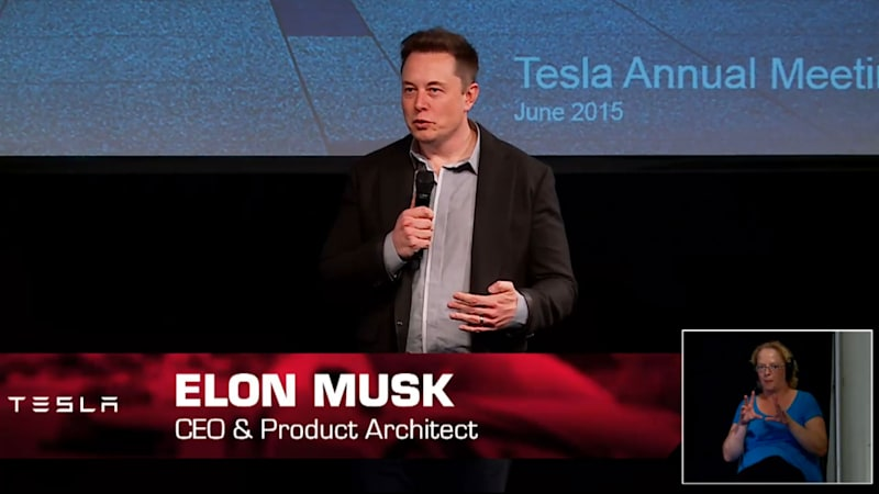 Elon Musk Sounds Ready To Give Up On Tesla Battery Swaps