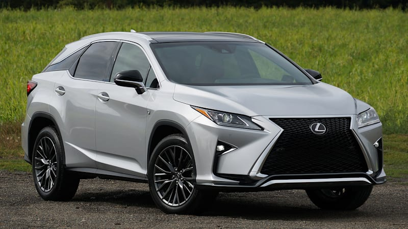 Lexus Recalls 2016 Rx Over Knee Airbag Assembly Autoblog