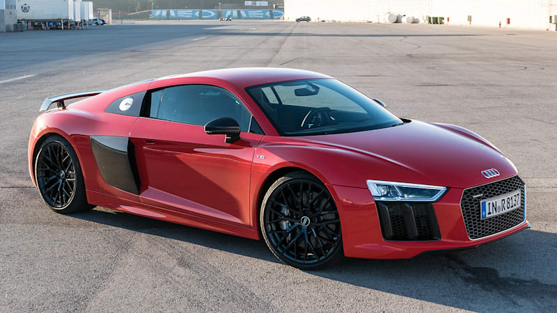 Audi Exec Denies Plans For Turbo R8 Autoblog