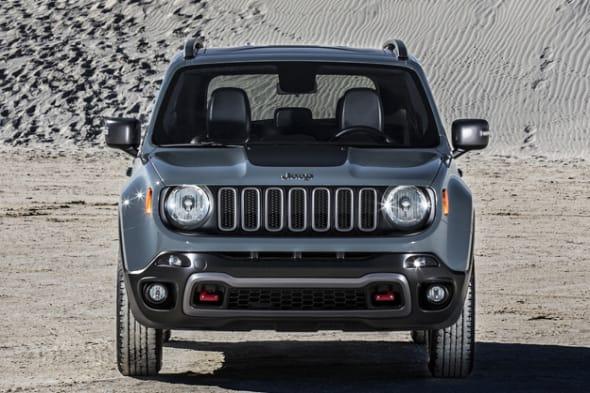 Jeep Renegade Su Primer Mini Suv Auto Infoblog