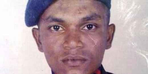 Image result for of Lance Naik Roy Mathew