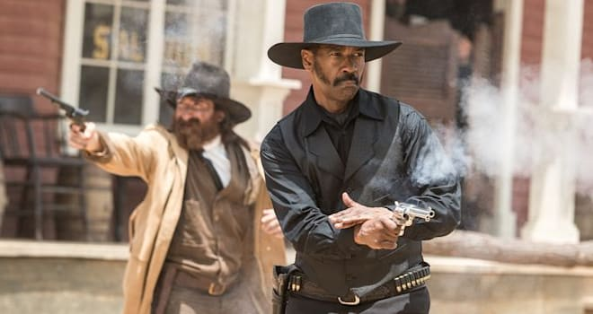 Image result for magnificent seven 2016