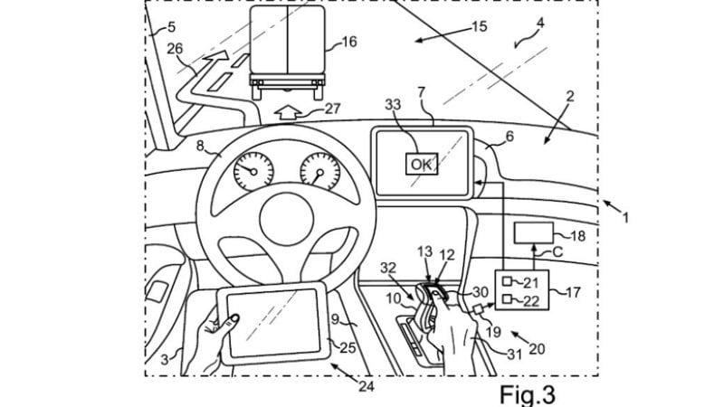 VW patents autonomous tech that puts the driver in control