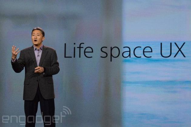 Sony muestra Life Space UX, un mundo virtual gracias a sus proyectores Ultra Short Throw