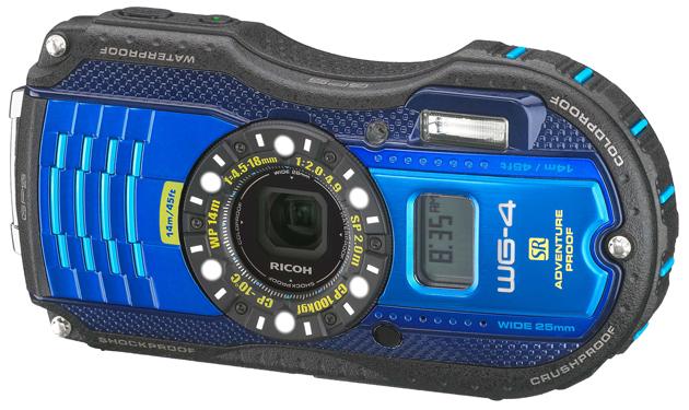 Ricoh WG-4 rugged camera