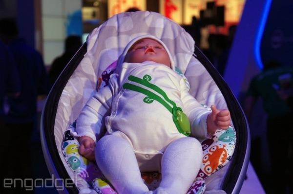 Hasta aquí hemos llegado: Intel presenta el pijama para bebés 'inteligente'