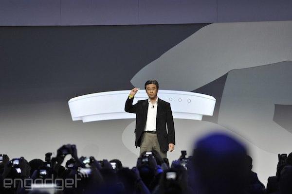 Sony anuncia el Core, un sensor de actividad y 'emociones'
