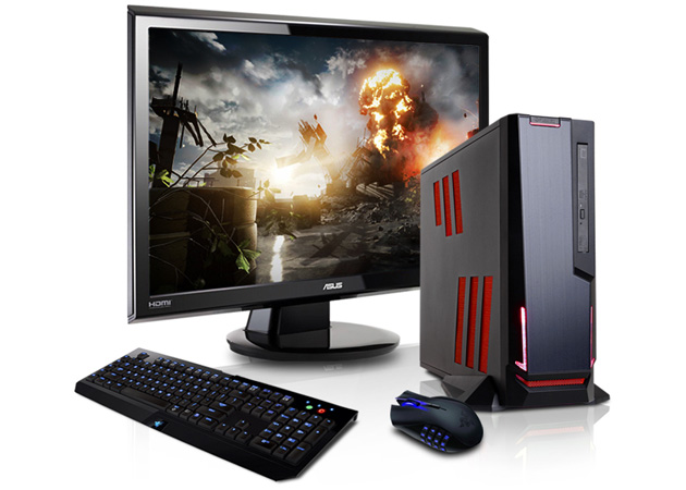 CyberpowerPC Zeus Mini gaming desktop