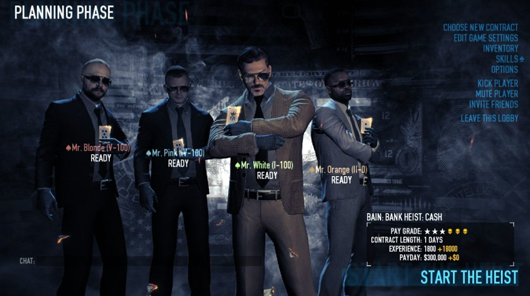 Payday 2 'Infamy' DLC gives career criminals a fresh start