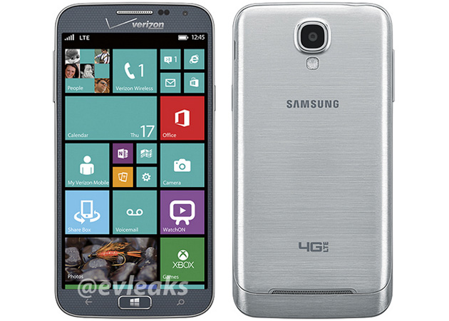 Samsung ATIV SE for Verizon