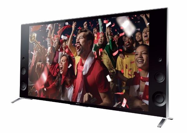 Sony tiene nuevas UHDTV, desde lo grande (49