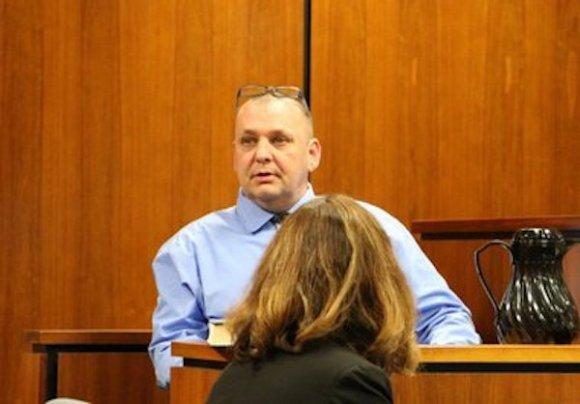 Heroin alibi for murder case