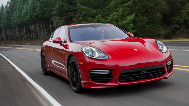Porsche Panamera sedan