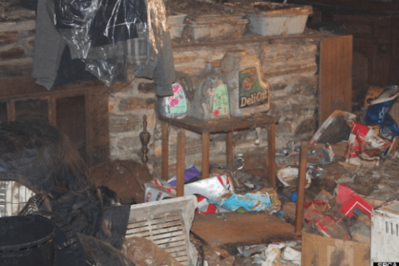 worst hoarder cases, hoarder cases that will make you puke, hoarder bats cats rats trash