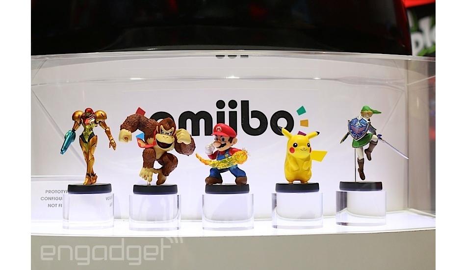 Nintendo vende Amiibos como rosquillas: estos son los más populares