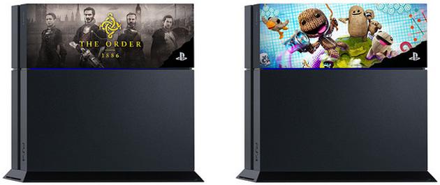 Il lucernario del progetto di Sony vi lascia personalizzare il vostro PlayStation 4