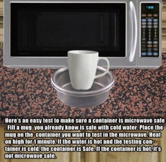 microwave hacks, life hacks