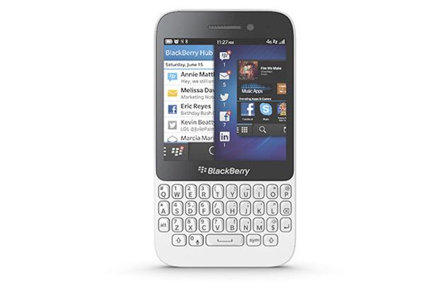 Come cambiereste Blackberry Q5?
