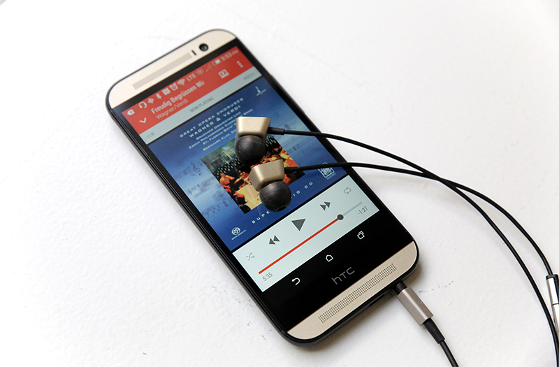 IRL: A few weeks with HTC's One M8 Harman Kardon Edition