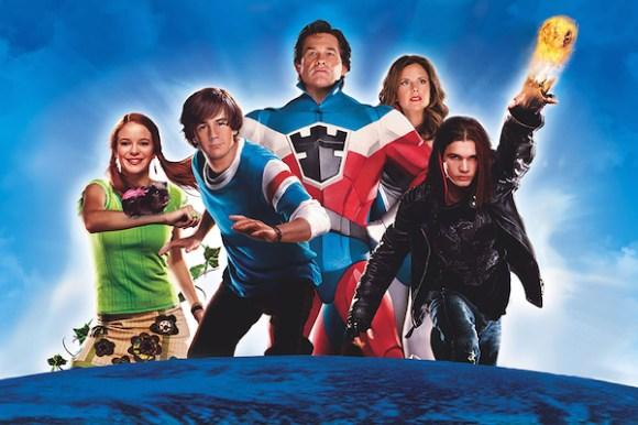 superhero movies not based on comics, sky high