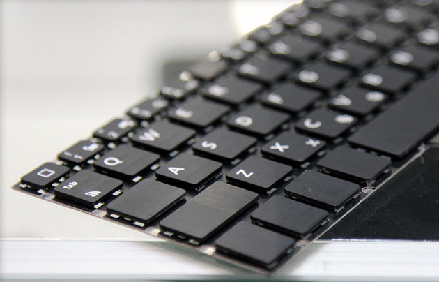 Darfon magnetic 'maglev' keyboard