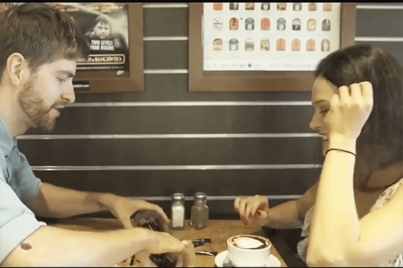Pros and Cons of First Dates, coffee date