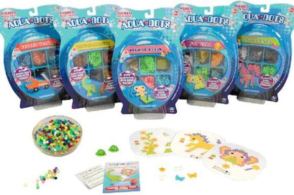 dangerous recalled toys, aqua dots