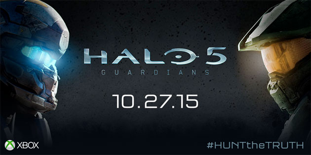'Halo 5: Guardians' estará disponible en octubre