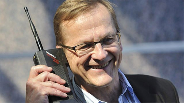 SMS pioneer Matti Makkonen