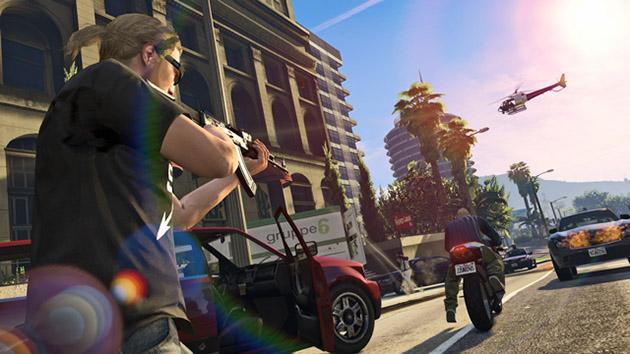 "Playdate: Livestreaming ""Grand Theft Auto V"" su Xbox uno!"