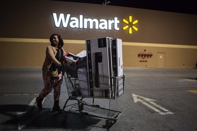 Ora tutti i depositi di Walmart abbineranno i prezzi di Amazon