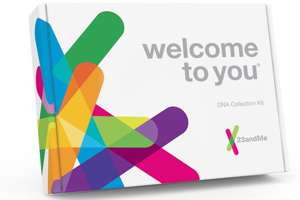 il servizio di prova del DNA di 23andMes £125 lancia nel Regno Unito con approvazione completa