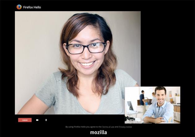 Firefox beta semplifica la video caratteristica di chiacchierata, può dividere le chiamate con un singolo collegamento