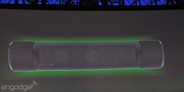 Razer's RealSense-powered 3D tracking camera
