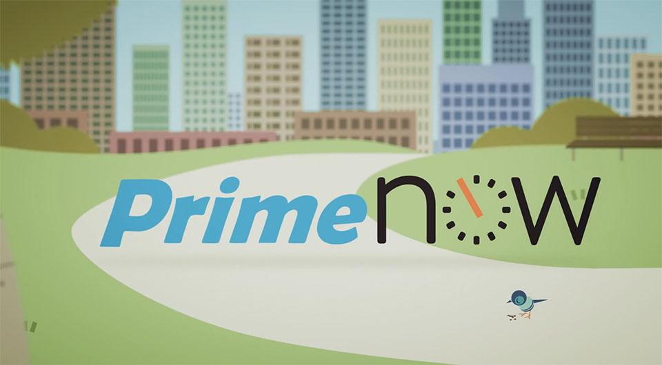 Amazon porta le consegne principali di unora a Londra